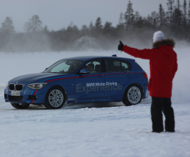 ICE DRIVING 12 – 15 FEBRUARY 2015 Kuusamo, Lapland, Finland